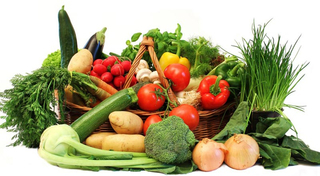 Vegetables Category Image