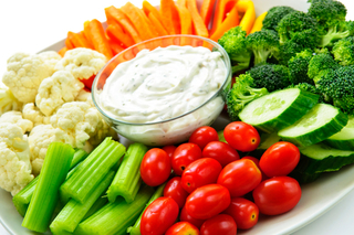 Fruit, Veggie & Dips Category Image