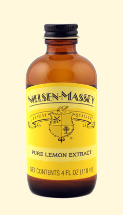 Nielsen Massey Lemon Extract