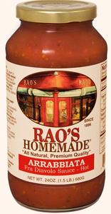 Rao's Homemade Arrabbiata Product Image