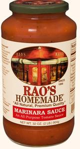 Rao's Homemade Marinara Sauce  Product Image