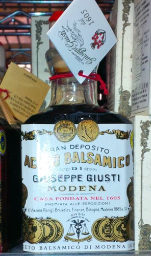 Giusti White Label Balsamic Vinegar Product Image