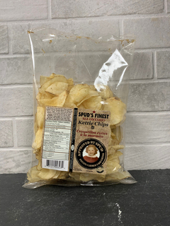 Barrie Asparagus - Barrie Spuds Potato Chips Product Image