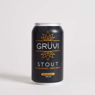 Gruvi - Stout - 4x355ml Product Image