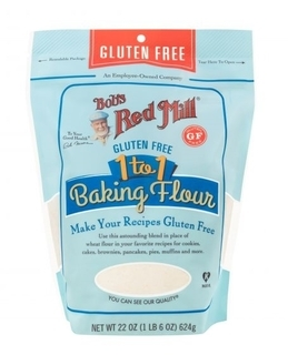 Bob's Red Mill - Gluten Free 1 to 1 Baking flour Product Image