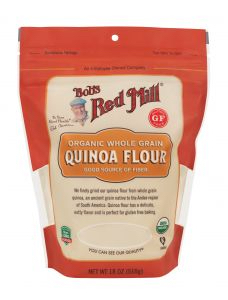 Bob's Red Mill - Organic Quinoa Flour Product Image