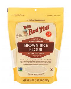 Bob's Red Mill - Brown Rice Flour  Product Image