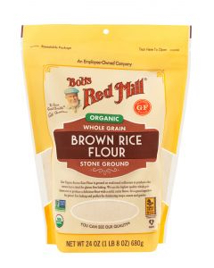 Bob's Red Mill - Organic Brown Rice Flour  Product Image