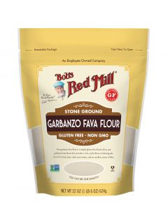 Bob's Red Mill - Garbanzo & Fava Bean Flour  Product Image