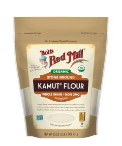 Bob's Red Mill - Organic Kamut Flour  Product Image