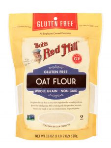 Bob's Red Mill - Gluten free Oat Flour  Product Image