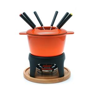 Swissmar Sierra 11-PC Cast Iron Fondue Set Product Image