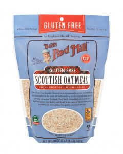 Bob's Red Mill - Gluten Free Scottish Oatmeal  Product Image