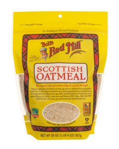 Bob's Red Mill - Organic Scottish Oatmeal  Product Image