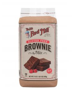 Bob's Red Mill - Gluten Free Brownie Mix  Product Image