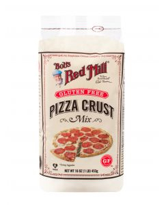 Bob's Red Mill - Gluten Free Pizza Crust Mix' Product Image