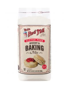 Bob's Red Mill - Gluten Free Biscuit Mix  Product Image
