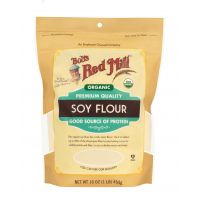 Bob's Red Mill - Organic Soy Flour  Product Image