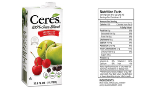 Ceres - Secrets of the Valley - 1 Litre  Product Image