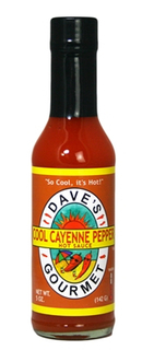 Dave's Gourmet - Cayenne Pepper - 142g Product Image