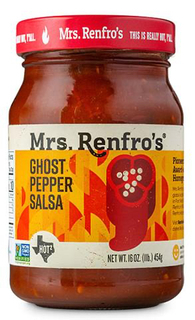 Mrs. Renfro's - Ghost Pepper Salsa - 473ml Product Image
