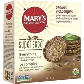 Mary's - Super Seed Everything - 155g Product Image