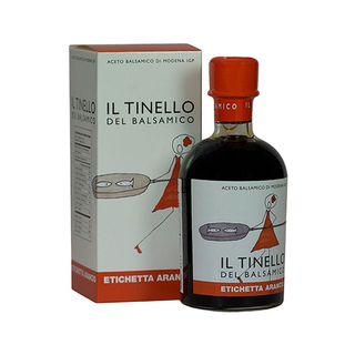 Il Tinello Aceto Baslamico Arancio (Orange Box) Product Image