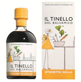 Il Tinello Aceto Baslamico Gialla (Yellow Box) Product Image