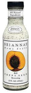 Brianna's - Rich Poppy Seed Product Image