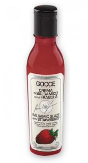 Gocce Balsamic Glaze with Strawberries Product Image