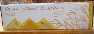 Barrie's  Stone Wheat Crackers Product Image
