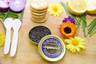 Canadian Sturgeon Black Caviar Product Image
