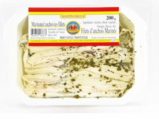 Marinated White Anchovies, Boquerones Product Image
