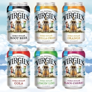 Virgil's Zero Sugar 6 pack Product Image