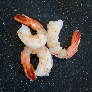 Wild Caught Raw Argentine Shrimp, Peel and Deveined Product Image