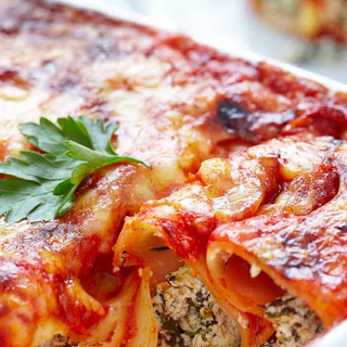 Grab and Go - Cheese Cannelloni (4pc) Product Image
