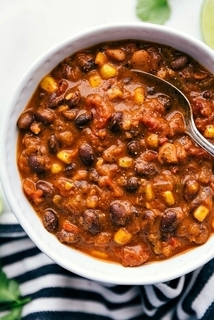 Grab and Go - Vegetarian Chilli (500g) Product Image