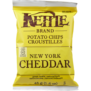 Kettle Chips-New York Cheddar-45g Product Image