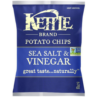 Kettle Chips-Sea Salt and Vinegar-45g Product Image