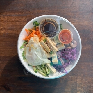 Grab and Go-Vegetarian (Vegan) Bibimbap Product Image