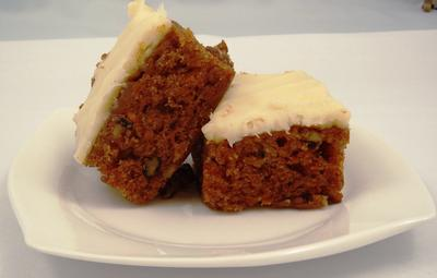 Carrot Cake Square Product Image
