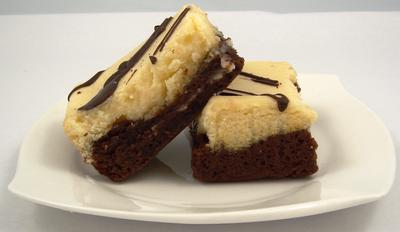 Vanilla Cheesecake Brownie Product Image
