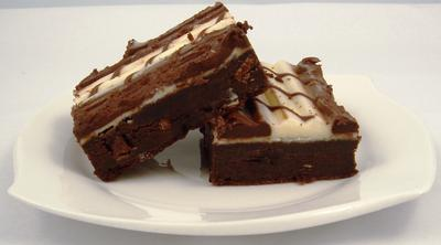 Triple Chocolate Chunk Brownie Product Image