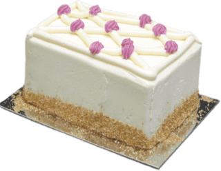 Lemon Raspberry Cakelet  Product Image