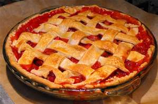Strawberry Rhubarb Pie Product Image