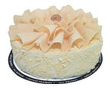 White Chocolate Mousse Cake Product Image