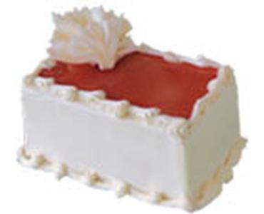 Strawberry Vanilla Cakelet Product Image