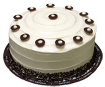 Black and White Layer Cake Product Image