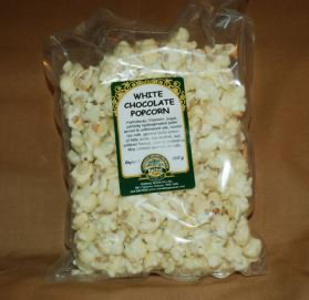 Kernal Peanuts - White Chocolate Popcorn Product Image