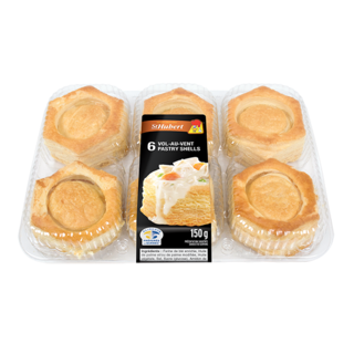 St Hubert - Pastry Shells Product Image
